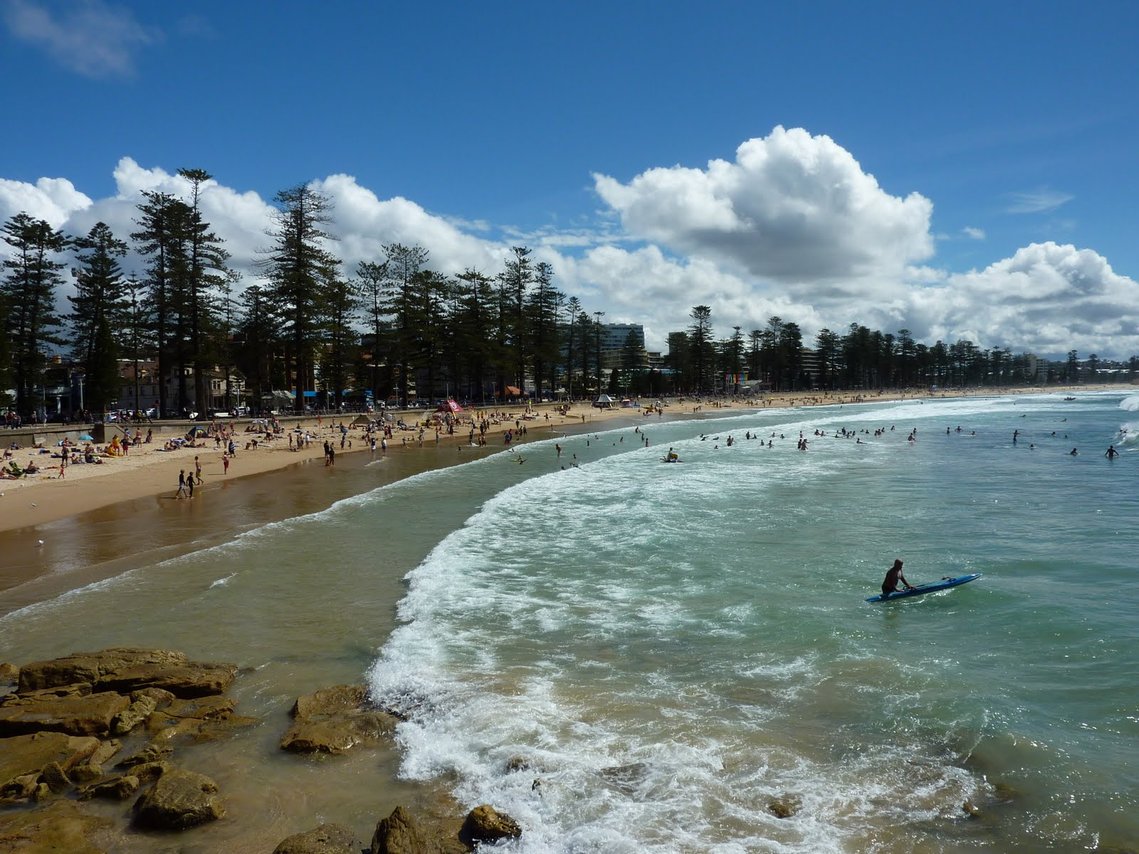 11 Aug Snapshot Of The Week Manly Beach Australia