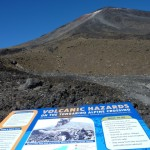Mt. Tongariro's Erupting… part 2