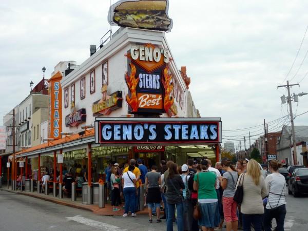 Philadelphia Best Cheesesteak Restaurants Downtown
