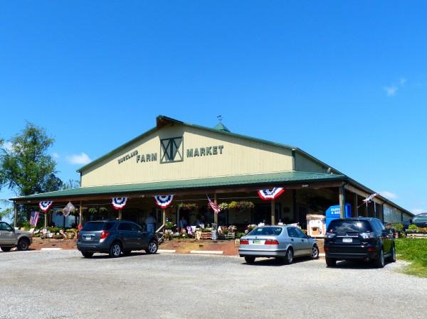 Buckland Farm Market- EXT