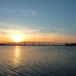 Snapshot of the Week: Sunset on Solomons Island