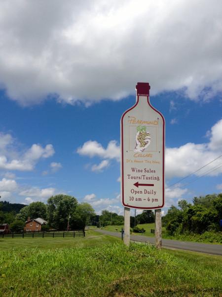 Friday- Pearmund sign