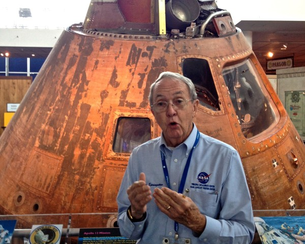 VA Air and Space Center- Docent and Apollo