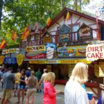 The Most Outrageous Food at the Maryland Renn Fest