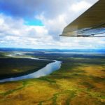 Snapshot: High Above Alaska… in a Float Plane