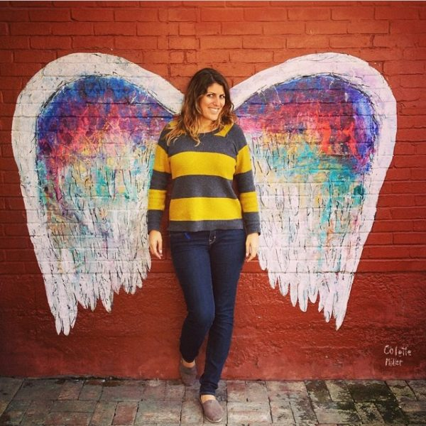 Me with wings