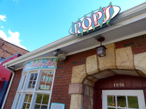 Pops- Exterior