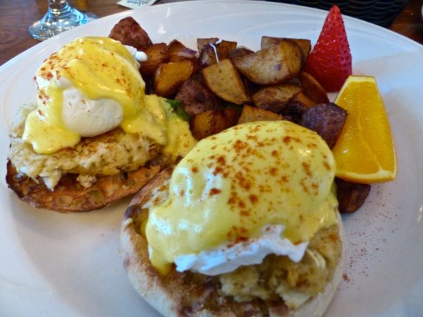 Red Fox Inn- brunch