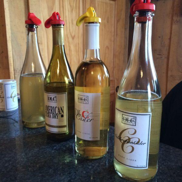 Distillery Lane Ciderworks - Bottles