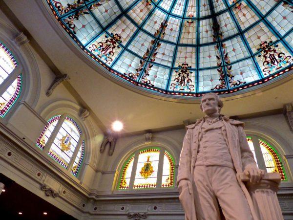 Jefferson- main lobby