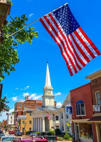 Lexington - downtown street 3