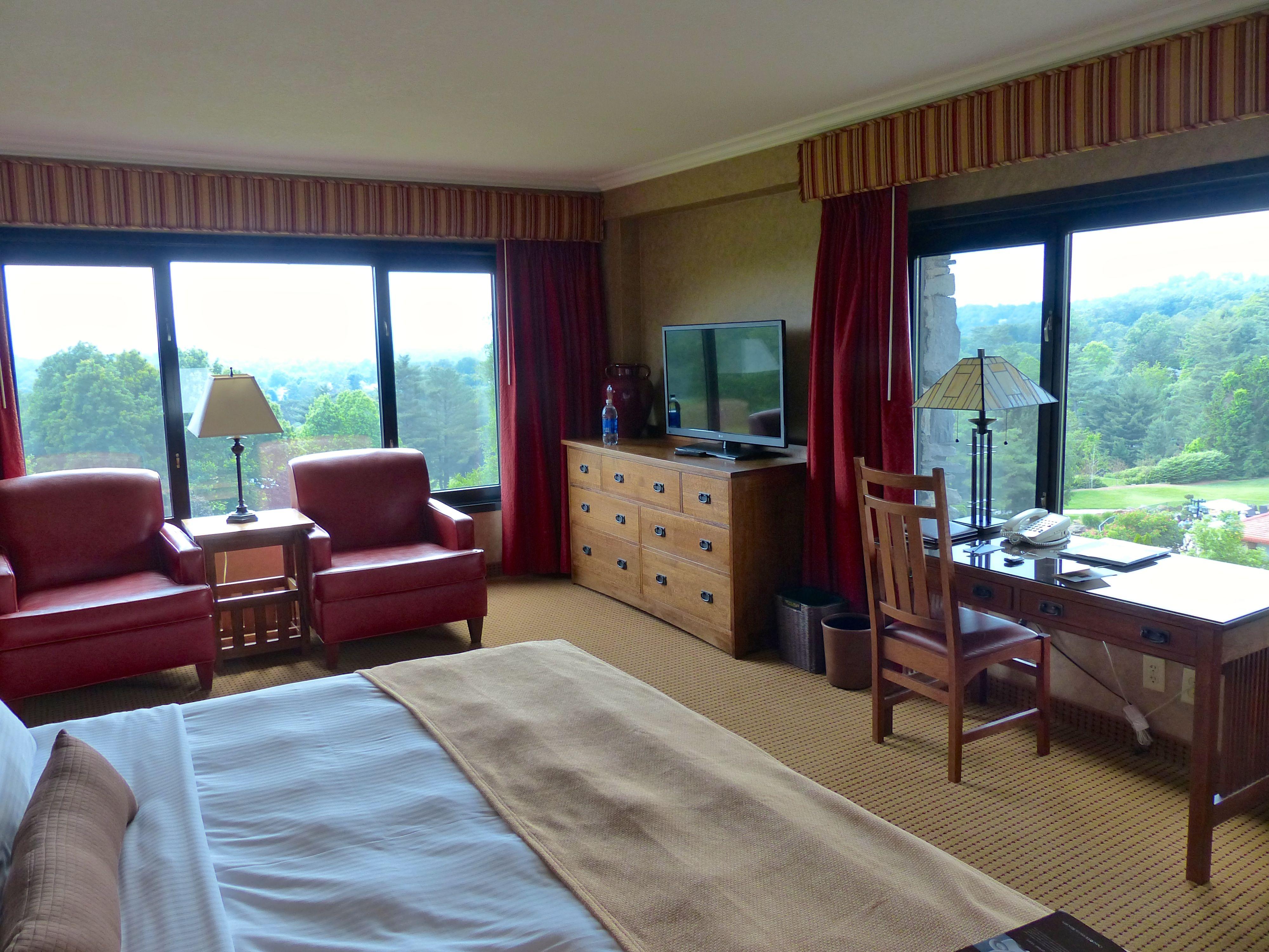 Grove Park Inn Hotel Rooms