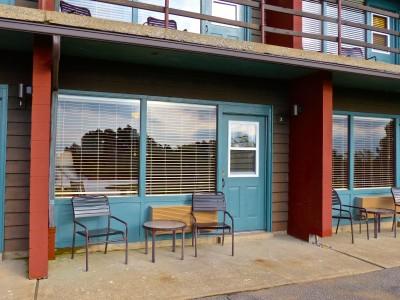 Skyland Resort- Room exterior