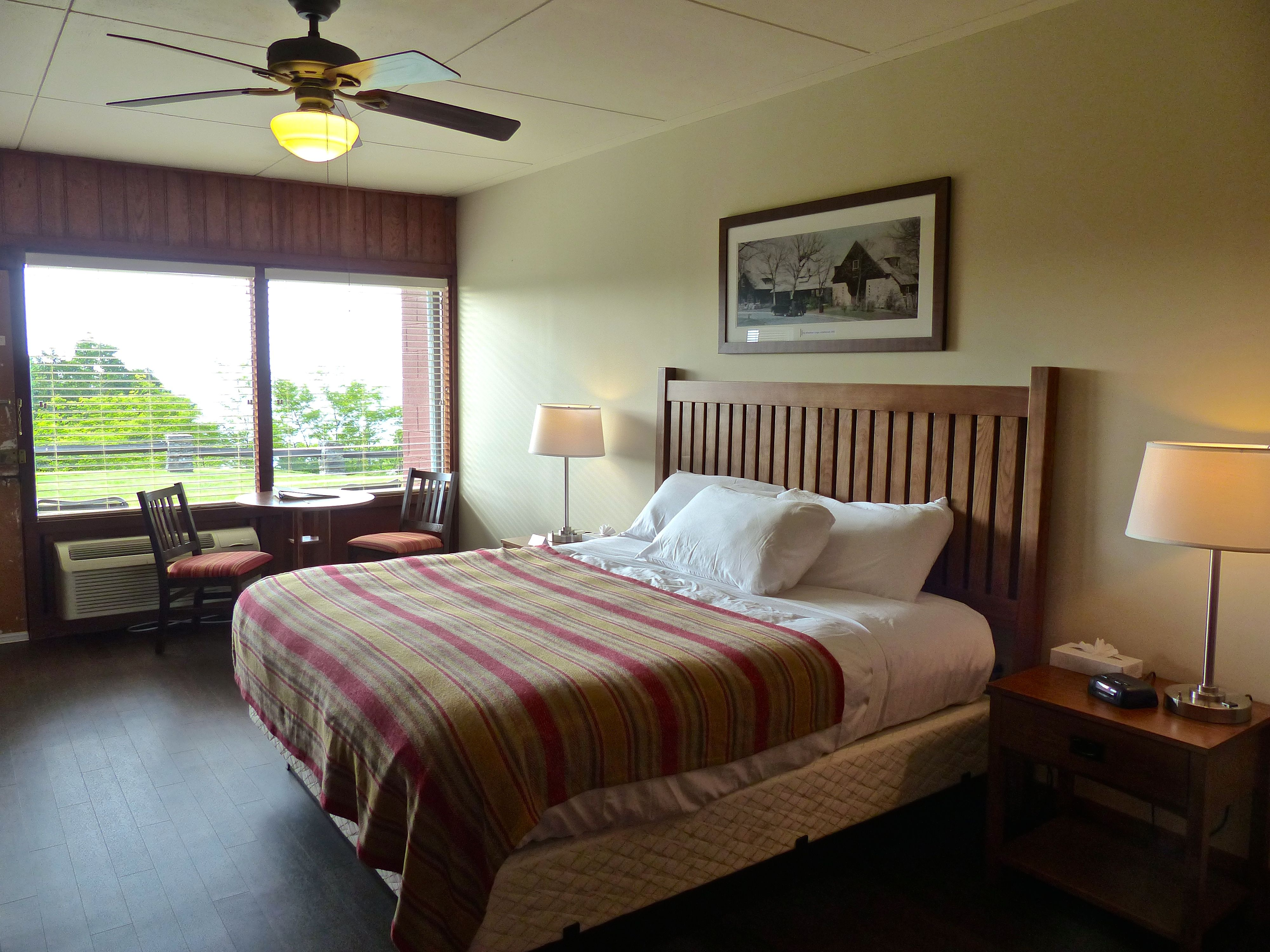 Packed Suitcase A Scenic Stay At Shenandoah S Skyland Resort