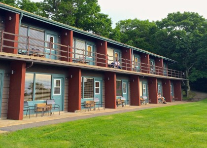 Skyland Resort- Rooms exterior 2