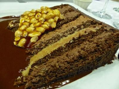Skyland Resort- Vintner's Dinner- Dessert