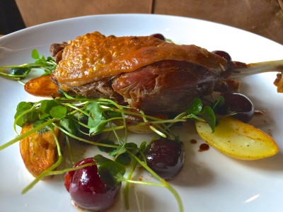 The Alley Light- Duck Confit