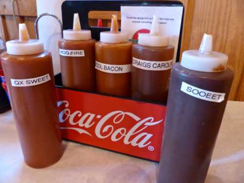 Charlottesville- BBQ Exchange- BBQ Sauces
