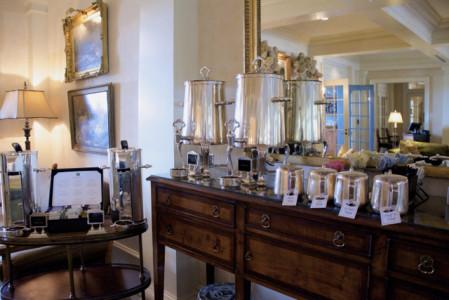 Keswick Hall- complementary coffee- JAR