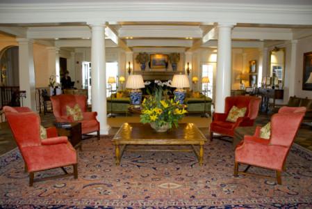 Keswick Hall- lobby- JAR