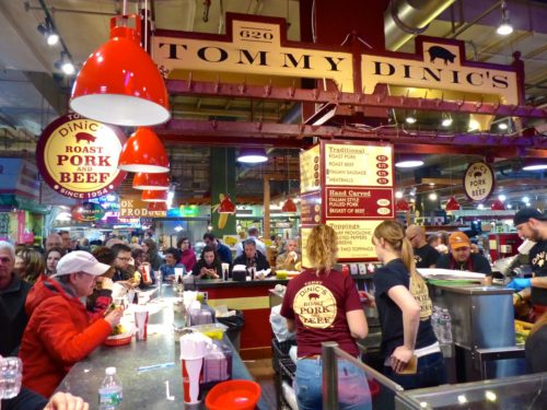 Philadelphia- Best Things to Eat at Reading Terminal Market- DiNics Counter 2