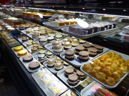 Philadelphia- Best Things to Eat at Reading Terminal Market- Termini Bros window