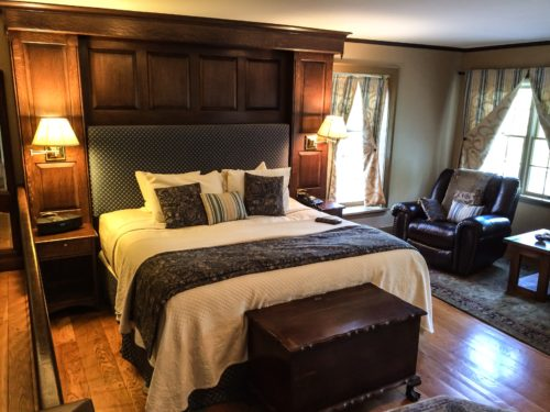 Bucks County- Inn at Bowman Hill- Room
