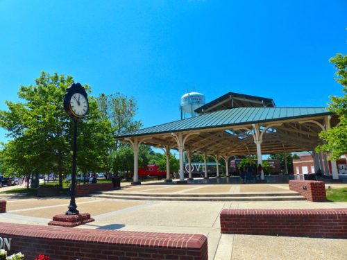 DC Day Trip to Manassas- Harris Pavilion