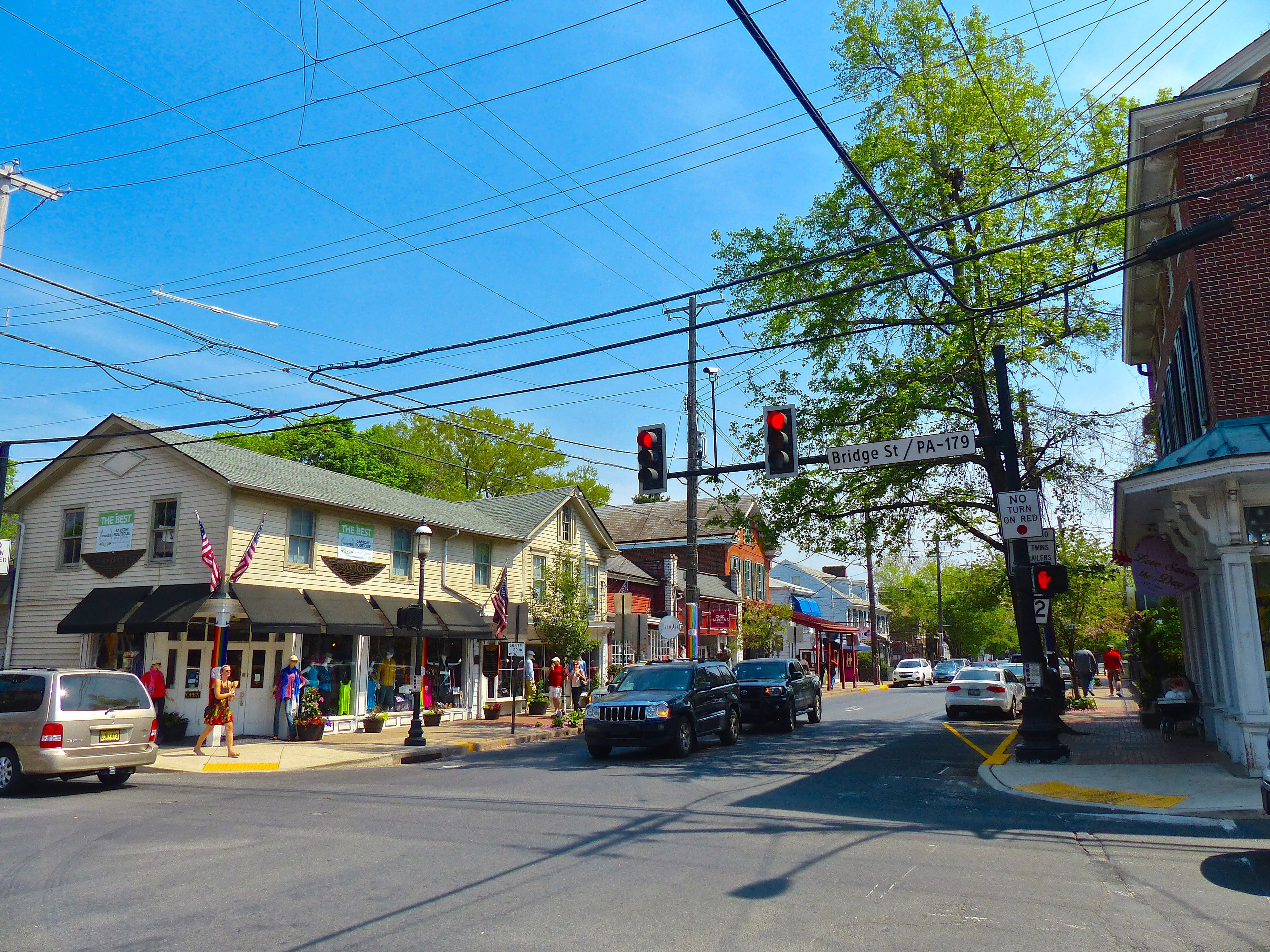 New Hope Downtown Pa Pictures To Pin On Pinterest Pinsdaddy