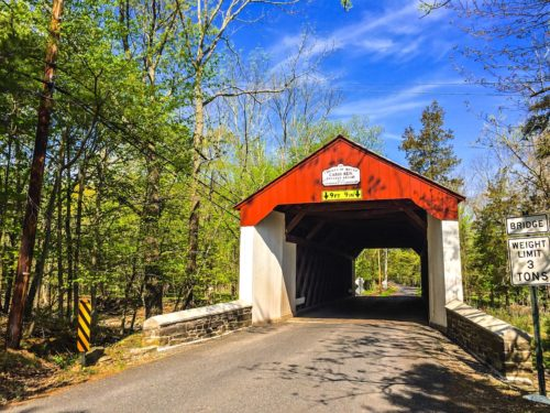 Bucks County- Cabin Run Covered Bridge