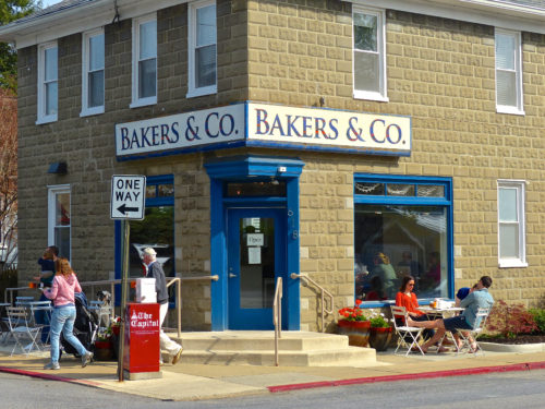 Bakers & Co. is the prime breakfast spot in Eastport